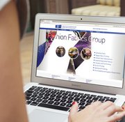 Thumbnail image for Fashion Fabrics new responsive website showcases capability and credibility