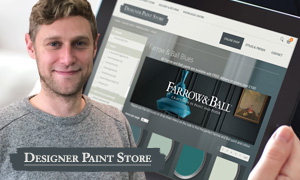 Thumbnail image for A fresh coat for Designer Paint Store