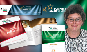 Thumbnail image for Adding a touch of glitz and glamour to the Chamber Business Awards