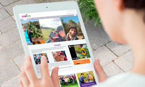 Thumbnail image for Enriching new website for disability charity