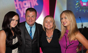 Thumbnail image for Glittering Thank You Awards night for NHS hospital staff