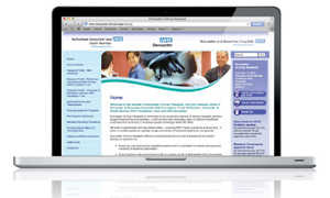 Thumbnail image for High visibility at a low cost for NHS trusts